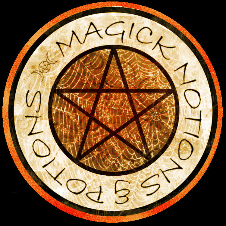 Back to the home page of Magick Notions and Potions